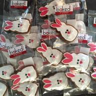 Bunny Gingerbread Cookie