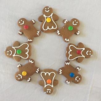 Gingerbread Kids