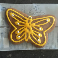 Gingerbread Butterfly
