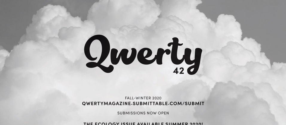 Submissions are OPEN
