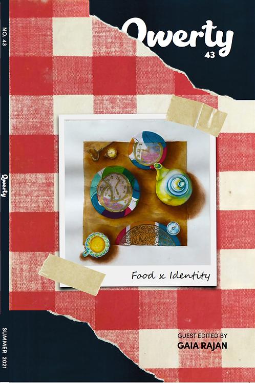 FOOD x IDENTITY