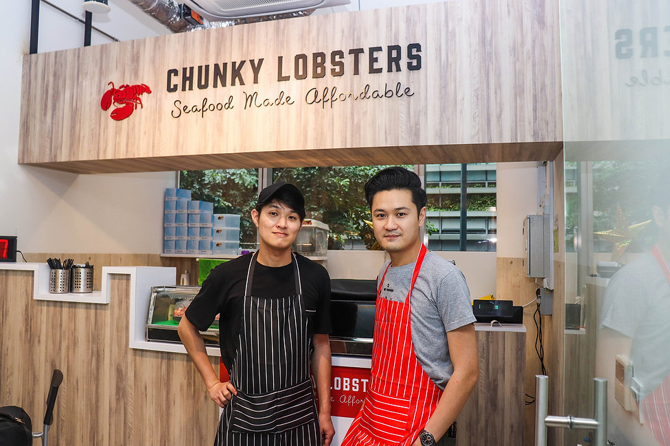 chunky lobster founder
