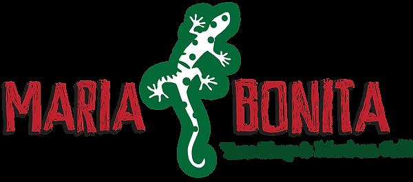 Maria Bonita Taco Shop & Mexican Grill Logo