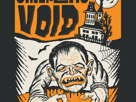 2021's Void Halloween Shirts Go Up for Pre-Order Next Friday the 13th
