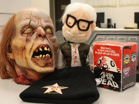 The Void Takes an Exclusive Look at The George A. Romero Archival Collection at Pitt