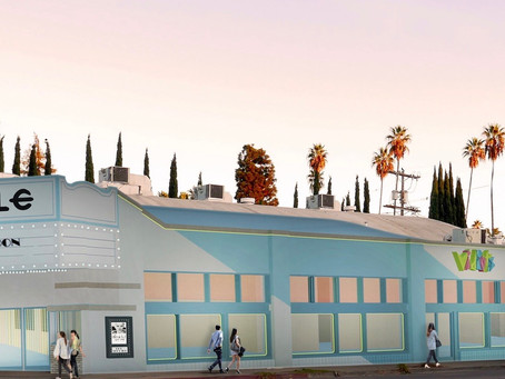 An Exclusive Look at the Relaunch of Vidiots and The Eagle Theatre in Eagle Rock with Maggie Mackay
