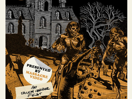 CV Up All Night Returns with Massacre Video on Oct. 15 As Part of Salem Horror Fest 2021!