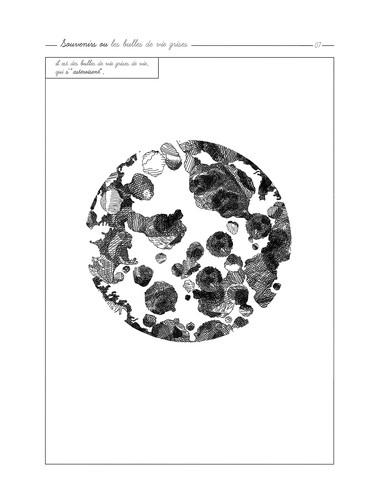 """""""Souvenirs, ou les bulles de vie grises"""""""