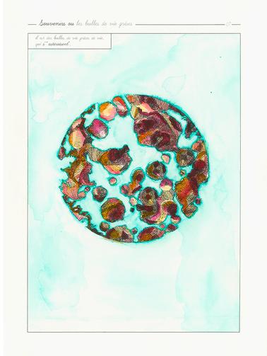 """""""Souvenirs, ou les bulles de vie chair"""""""