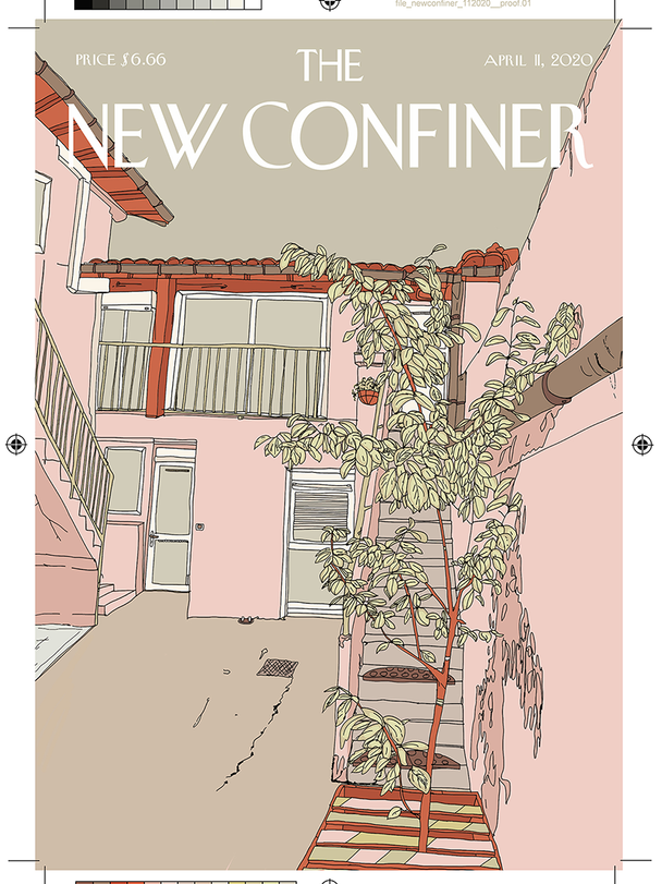 """""""The New Confiner"""""""
