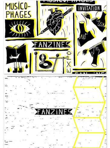 """FANZINES"", l'exposition"