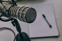 Microphone%2C%20sheets%20of%20paper%20an