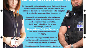 Want to Work in the Police Force? Here's how....