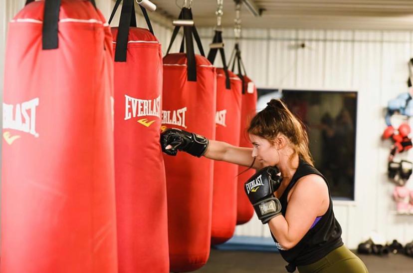 Boxing Area Upsta