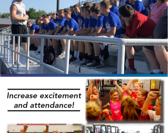 Premier Increased Attendance