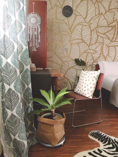 Room Gold Leaf金玉房