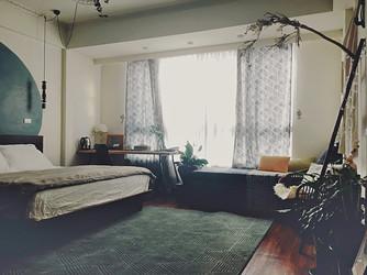 Room Blue Moon藍月房