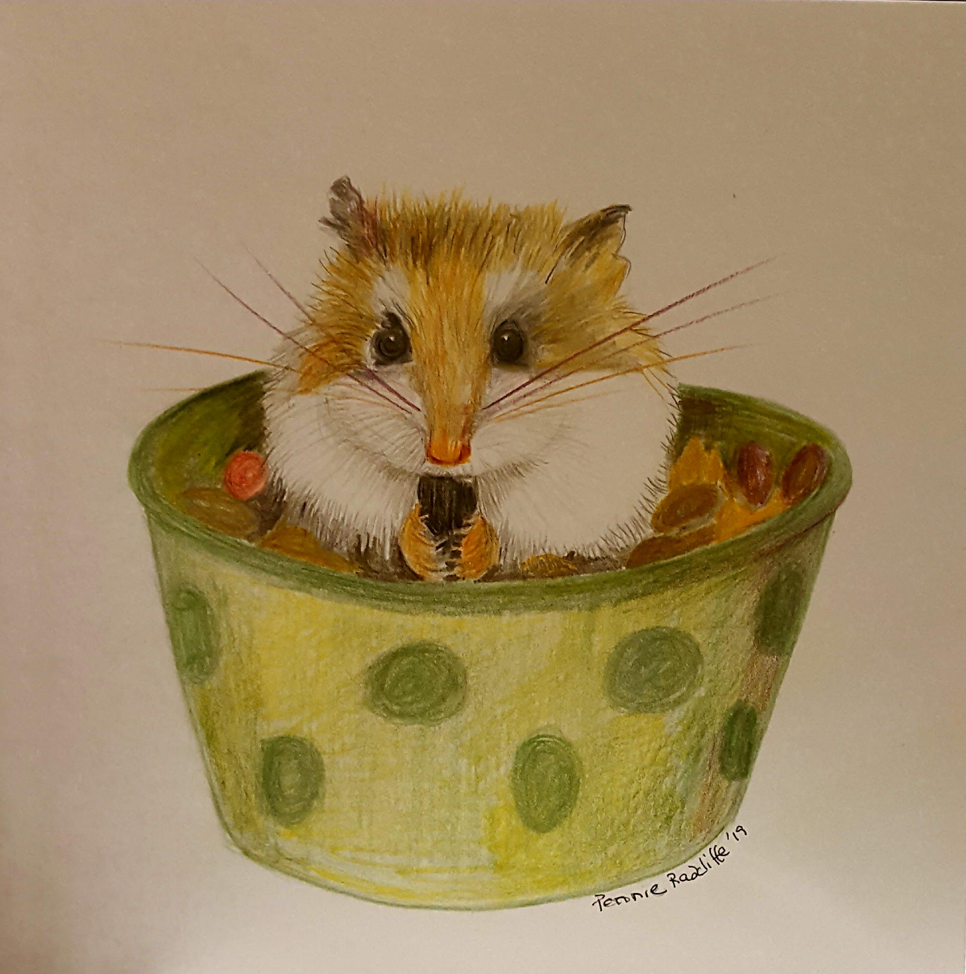 Haribo Hamster