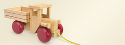 Wooden Truck Crop