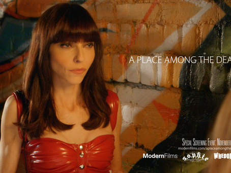 """Juliet Landau Presents a Charity Screening of """"A Place Among The Dead"""""""