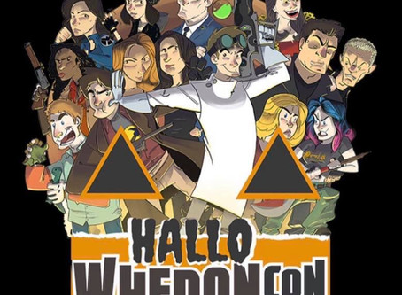 Rescheduled to October: Hallo-WhedonCon