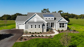 Open House Tour (121): New Custom Ranch Home at Pioneer Oaks in Ringwood, IL