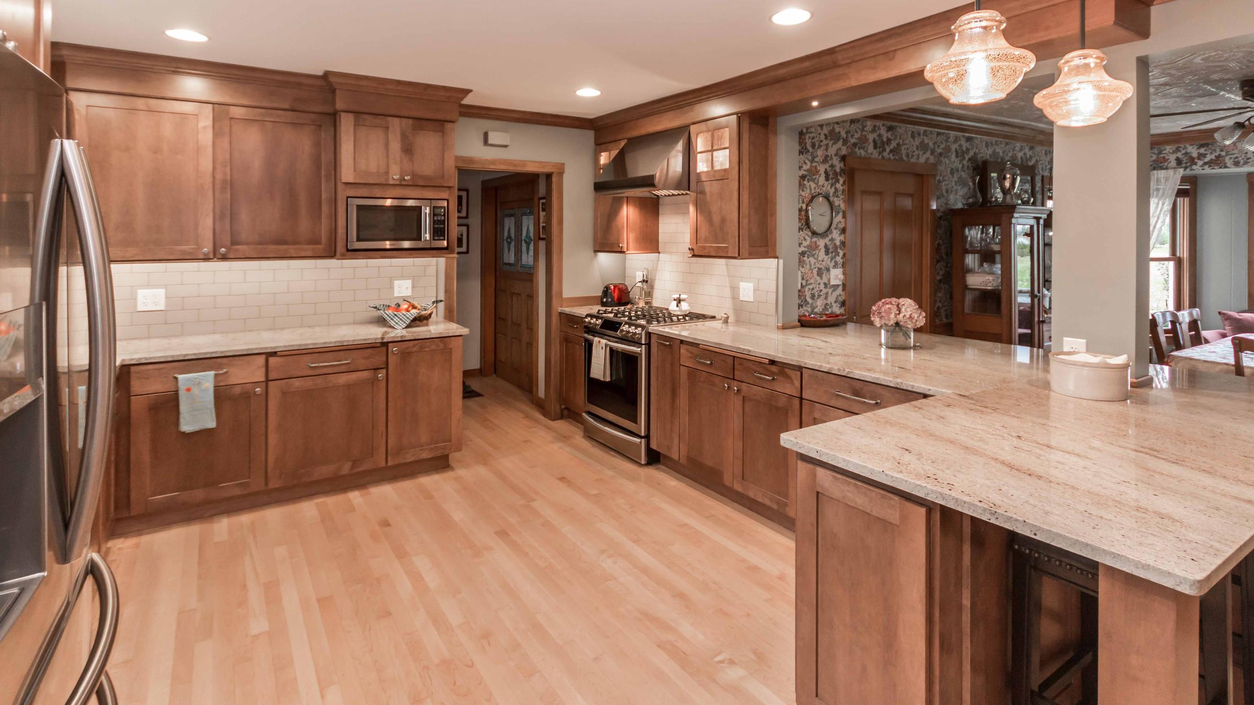 WEB KLM - Richardson Farmhouse kitchen remodel-7