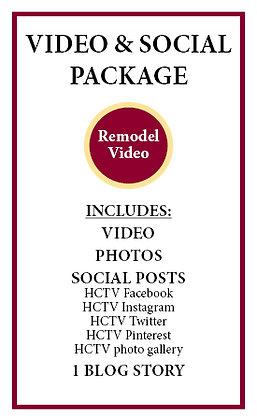 Remodel Video