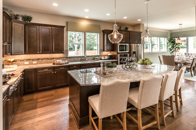 Kitchen Island Design Ideas 2017 | Home Channel TV | Luxury Home ...