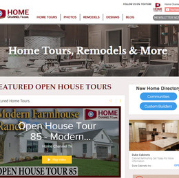 WEBSITE - HOME CHANNEL TV