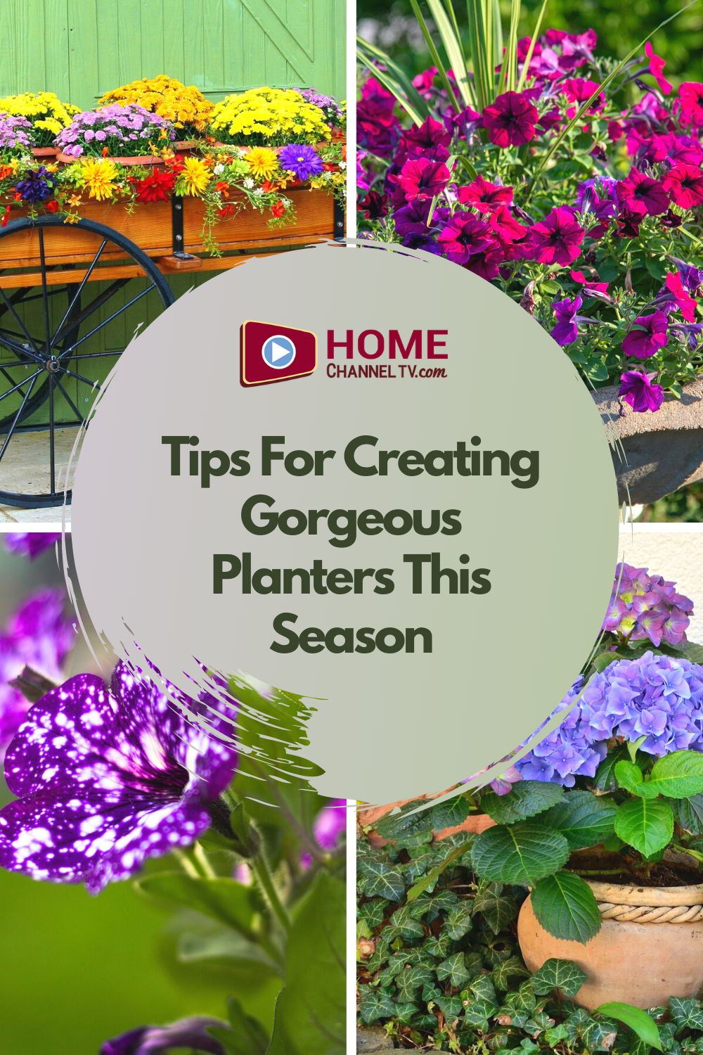 Tips For Creating Gorgeous Planters Pinterest