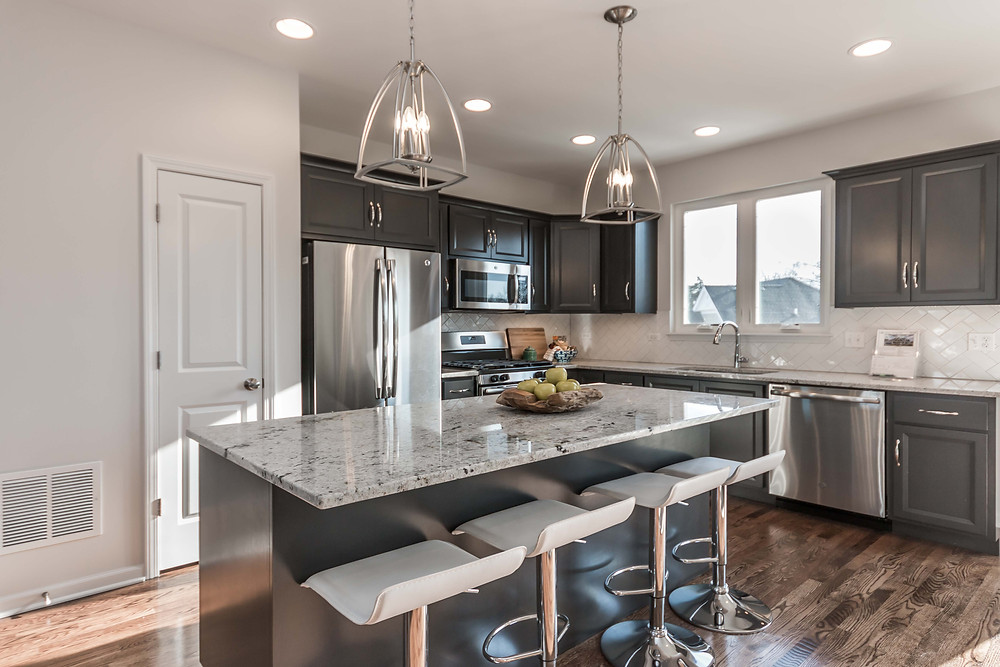Kitchen Design by Airhart Construction