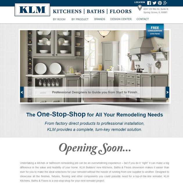 WEBSITE KLM KITCHENS BATHS FLOORS