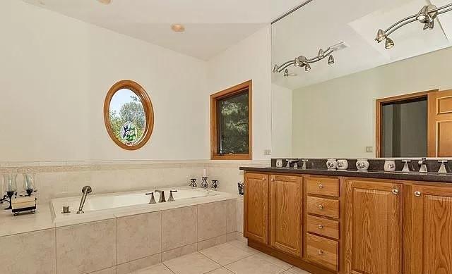Old Master Bathroom