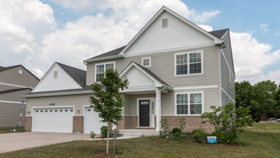 Two Single Family Model Homes Now Open at Playa Vista in Plainfield by Hartz Homes