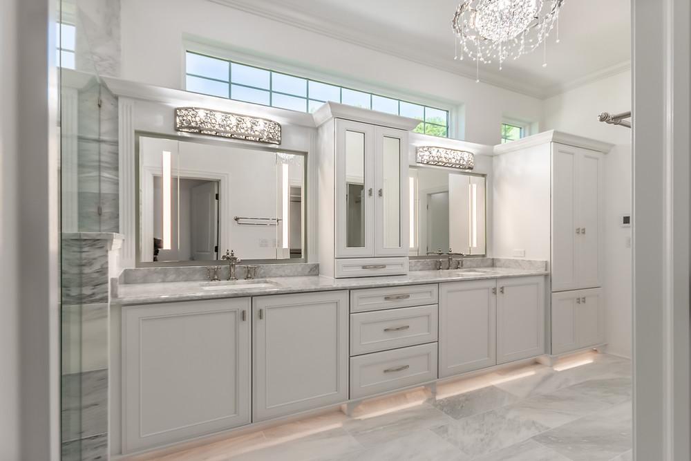 masterbath vanity