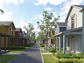 Canal Era Living Coming Soon as New Navvy Town Neighborhood Introduced at  Heritage Harbor Resort