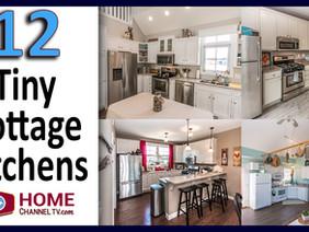 Interior Design Inspiration: 12 Tiny Cottage Kitchen Designs