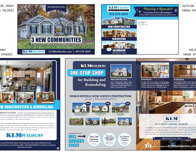 DIRECT MAIL - KLM BUILDERS