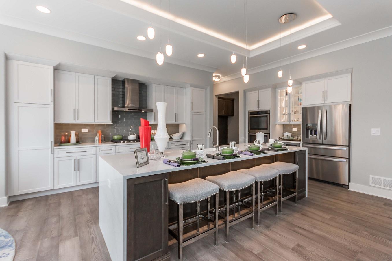 Coronado Ranch Model Home -kitchen sm