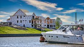 Home Builders Enjoy Benefits of Building at Heritage Harbor Resort in Ottawa