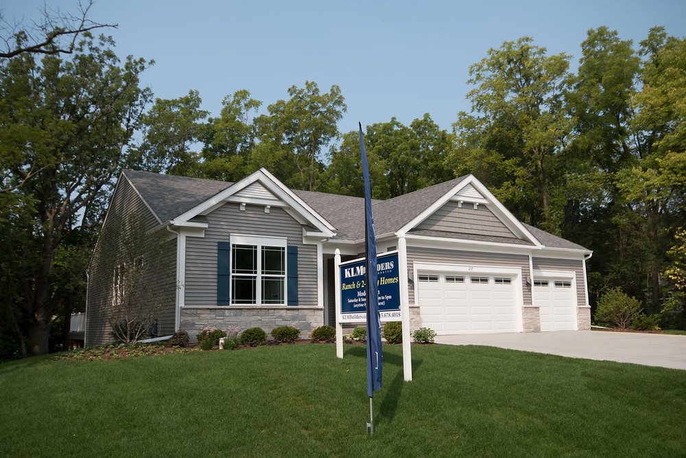 KLM Builders Ranch Model in Twin Lakes WI
