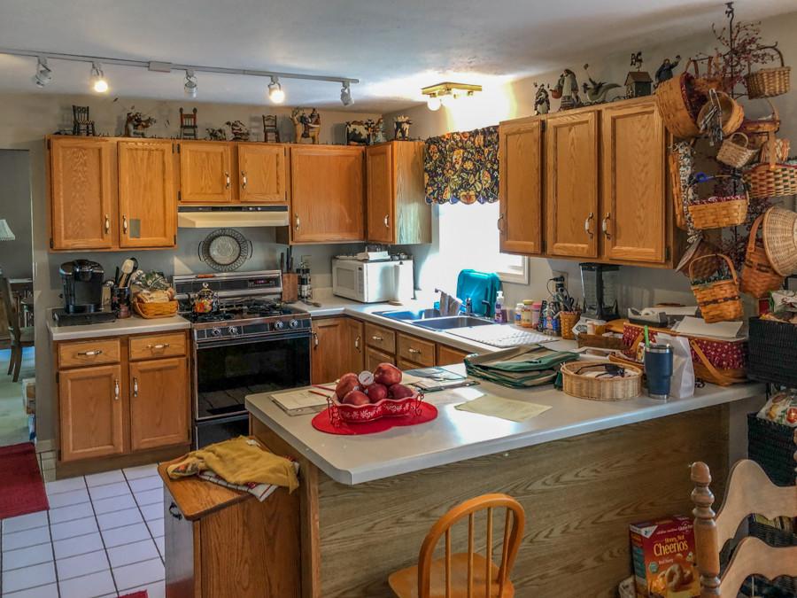 Before Kitchen 1