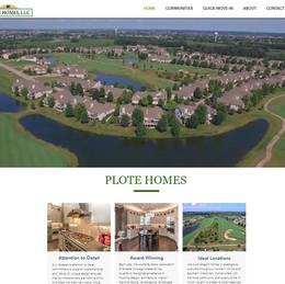 WEBSITE - PLOTE HOMES