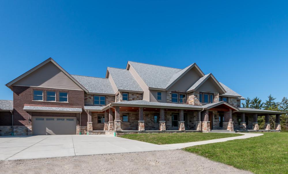 Custom Home - Homer Glen IL Real Estate