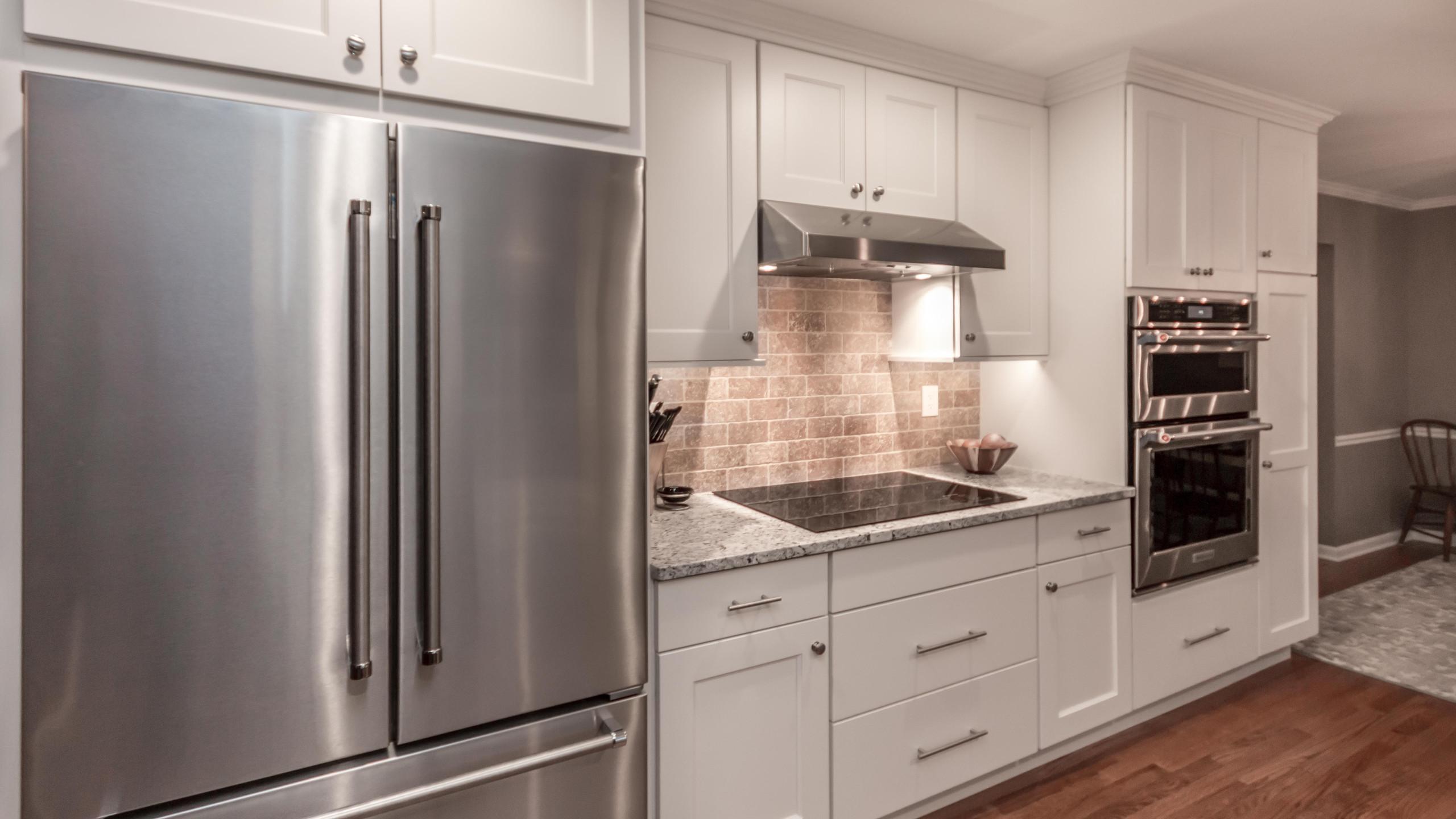White Kitchen Remodel 5