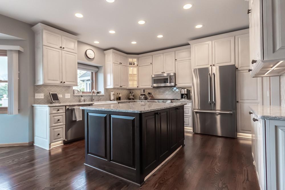 New Kitchen Design from KLM Kitchens Baths Floors