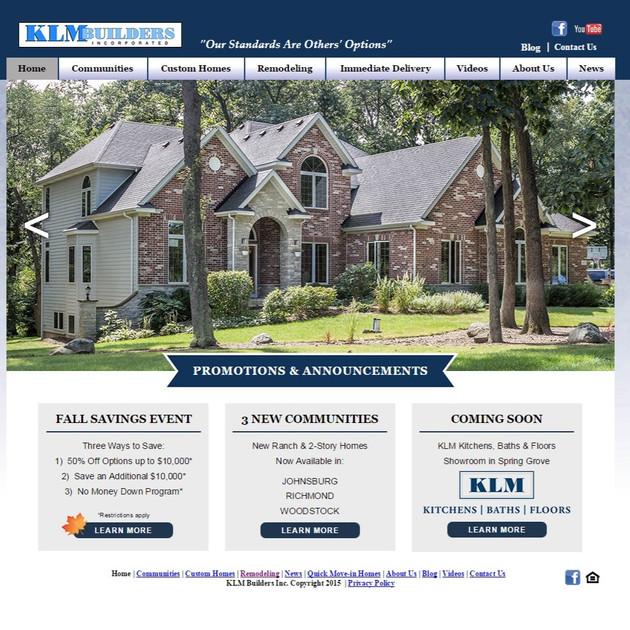 WEBSITE - KLM BUILDERS
