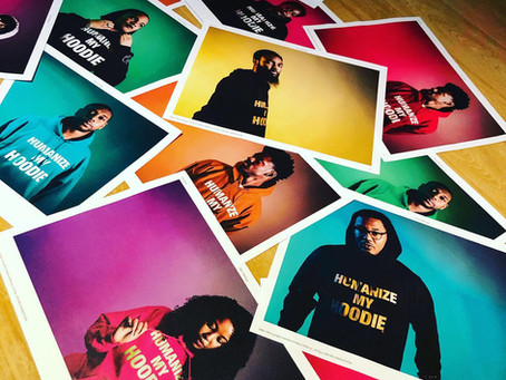 Humanize My Hoodie | The Road 2 New York Fashion Week
