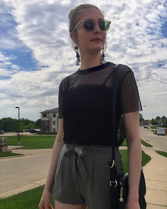 "Looking for a ""trendy"" outfit to wear to"